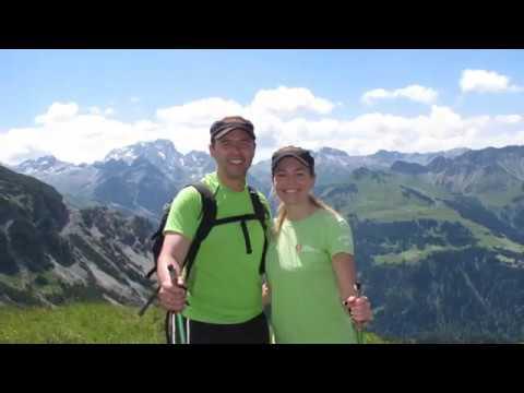 Austrian Alps Walking Tour