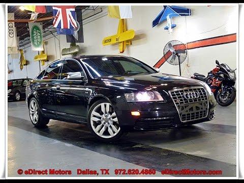 2008 Audi S6 V10 Edirect Motors Youtube