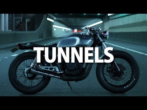 Stories of Bike EP1: Tunnels (A Honda GB250 Story)