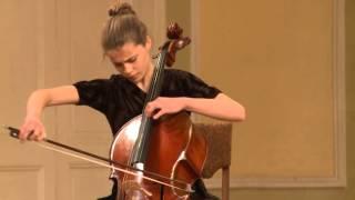 Alma Anete Miķelsone plays David Popper Concert Polonaise Op. 14