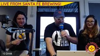 Live from Santa Fe Brewing - The Lil Nitro Challenge!