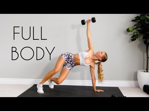 20 MIN FULL BODY WORKOUT (At Home Strength)