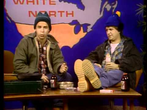 Bob & Doug McKenzie - Donut Shop Parking