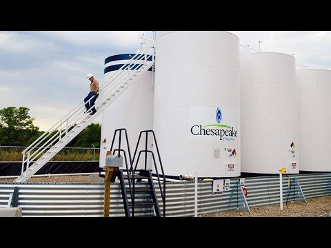 Chesapeake Energy, Crude Oil Climb on OPEC report