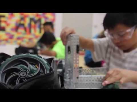 Summer Robotics Workshop 2015