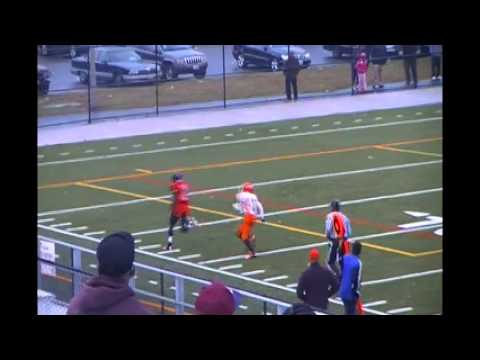 Maurice Earskines WR/DB/QB 2012 Season Highlights (Al Raby High School, Chicago, IL)