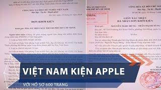 Người dùng Việt kiện Apple vụ làm chậm iPhone | VTC1