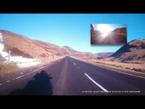 BMW R1200GS Adv - Scotlands central and lower highlands ride (FULL)
