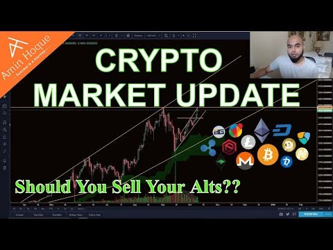 Crypto Market News│Altcoin Crash Update