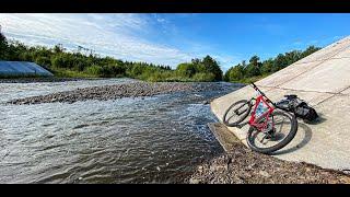 200 километров на велосипеде. Впечатления записанные по пути. Format 1122