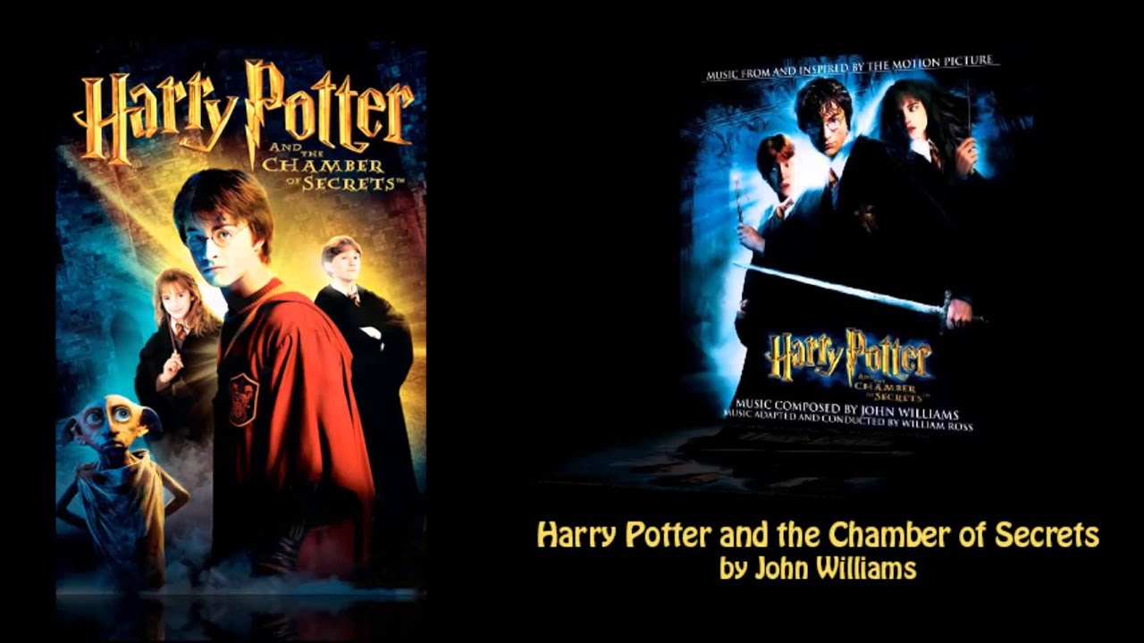 """Download 13. """"Fawkes Is Reborn"""" - Harry Potter and the Chamber of Secrets (soundtrack)"""