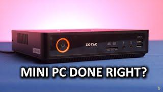 Zotac ZBOX MAGNUS EN970 - Best Compact Gaming Desktop?