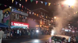 Diwali celebration at Jersey city NJ