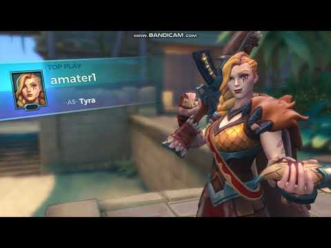 PALADINS #11 | ANNIHILATION 16 KILLS WITHOUT DYING WITH SKYE! | SIEGE |
