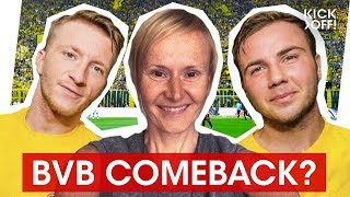 BACK TO THE FUTURE: How Dortmund will bounce back in the Bundesliga