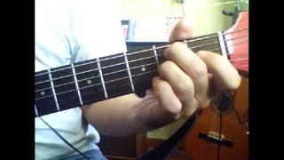 Сплин - Страшная тайна (Аккорды на гитаре)