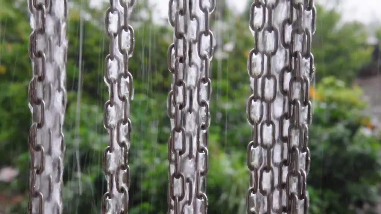Rain Chain - YouTube
