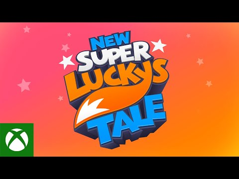 New Super Lucky's Tale Trailer