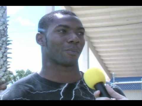 TAMUK Football Vs. OCU 2009 - Post Game Interview