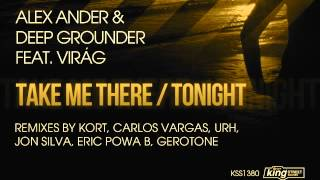 Alex Ander & Deep Grounder feat. Virág - Tonight (Gerotone Dub Mix)