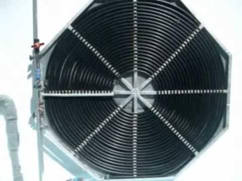 Ducha ecologica con agua caliente youtube for Calentador solar piscina casero