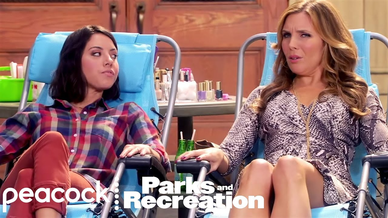 Download April Meets Tynnyfer - Parks and Recreation