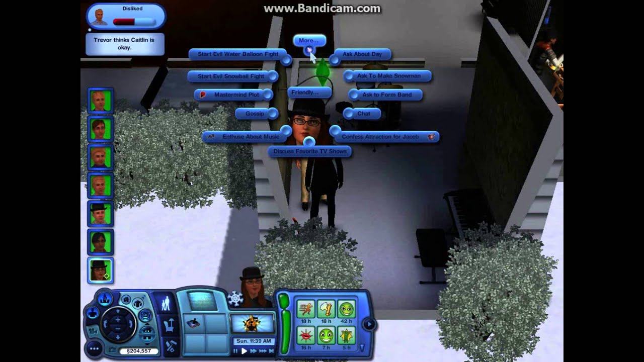 Sims 3 Band Kid Adventures Episode 3: Jingle Mods all the Way ...