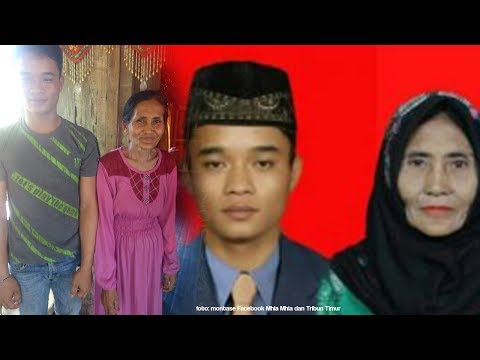 Expresi setelah malam Pertama Pasangan yang terpaut 45 Tahun Di Sulawesi Selatan