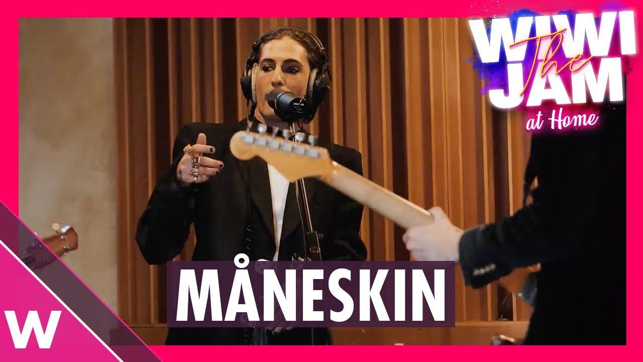 Måneskin - ZITTI E BUONI (Lyrics) Italy 🇮🇹 Eurovision 2021
