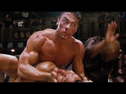 Jean Claude Van Damme Ft. Eminem_Till_I_Collapse #Bloodsport#Jcvd #Eminem #Rap #Film #Music
