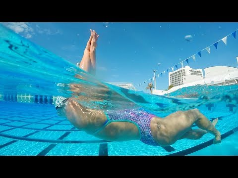 YOU CAN'T DO THIS DRILL! (With 3X US Olympian Elizabeth Beisel)