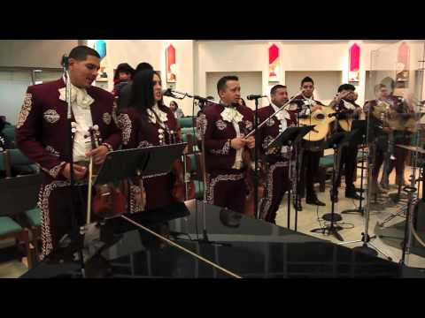 Mariachi Imperial de America, Virgen de Guadalupe Celebration 2012