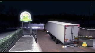 Звук тормоза прицепа в Euro Truck Simulator 2(, 2017-01-21T08:49:53.000Z)