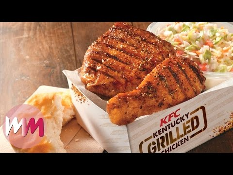 Top 10 Surprisingly Healthy Fast Food Items