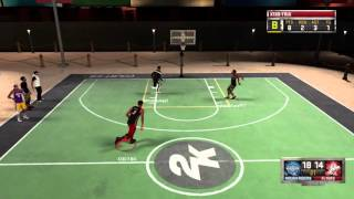 NBA 2K16 Invisible Player Cheese