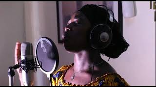 DINA AMOAH  WO YE ONYAME BI _pure studio live worship
