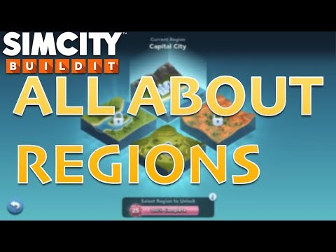 SimCity Buildit | NEW LAND REVEAL 2018
