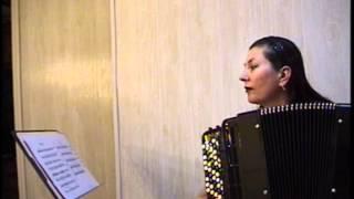Beethoven Contradance chromatic button accordion