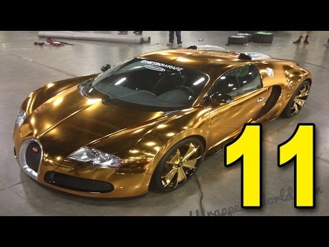 Forza Motorsport 5 - Part 11 - Gold Bugatti (Let's Play / Walkthrough / Playthrough)
