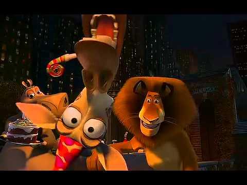 С Днем Рождения тебя (ost Madagascar)