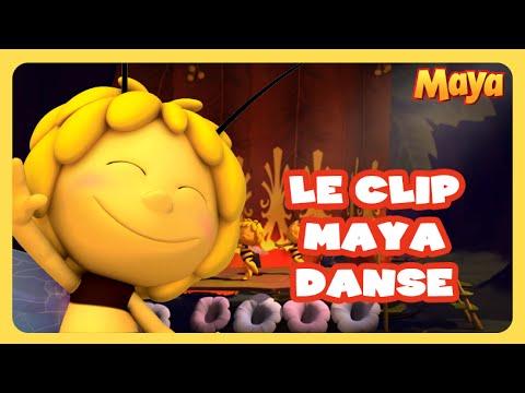 Maya l'Abeille - Clip Maya Danse