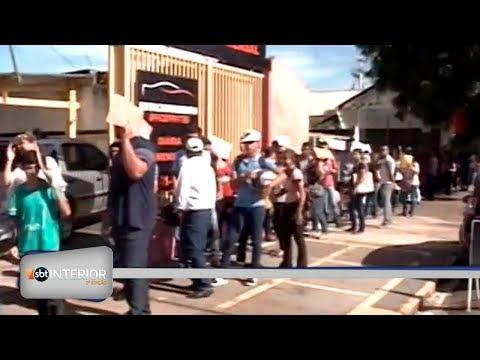 Feirão de empregos em Araçatuba oferece mais de 400 vagas