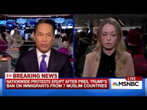 Download Youtube: Fiona McEntee   MSNBC TV News 1 28 2017 826PM