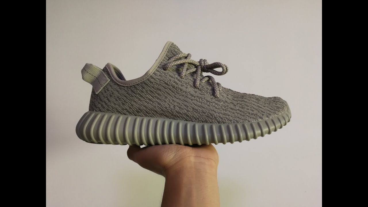 1502056b Adidas yeezy v1 boost 350 moonrock pk Unboxing and Review/Aliexpress/yupoo/China  Wholesale