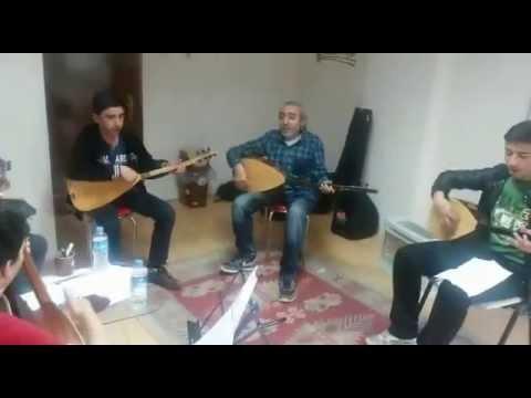 SEHERDE BİR BAĞA GİRDİM. Şenol Kaya Müzik Merkezi