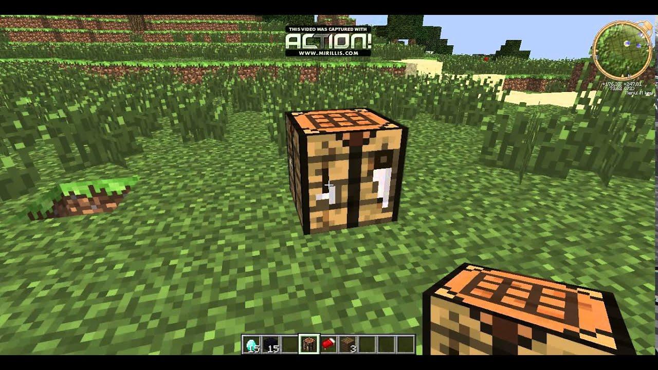 Faire un lit sur minecraft youtube - Faire un lit minecraft ...