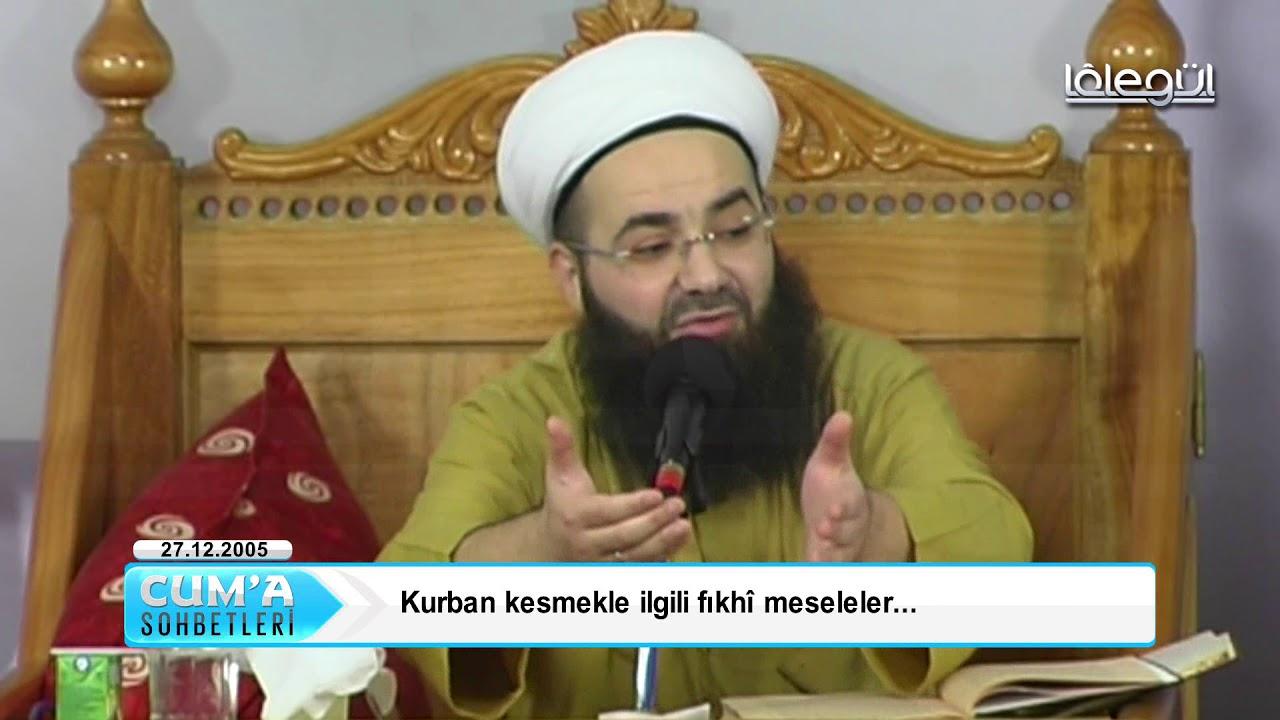 Download Kurban kesmekle ilgili fıkhî meseleler - Cübbeli Ahmet Hocaefendi Lâlegül TV