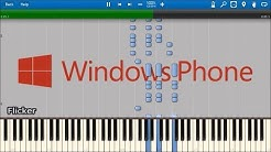 WINDOWS PHONE RINGTONES IN SYNTHESIA