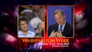 Washington Week Town Hall | Tampa, FL, | August 24, 2012