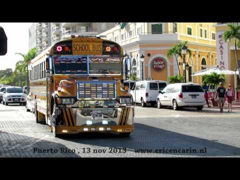 Puerto Rico schoolbus